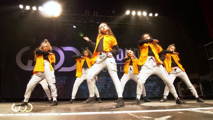Fly Squad Youth | 1st  Place - Youth Division | World of Dance London Qu...