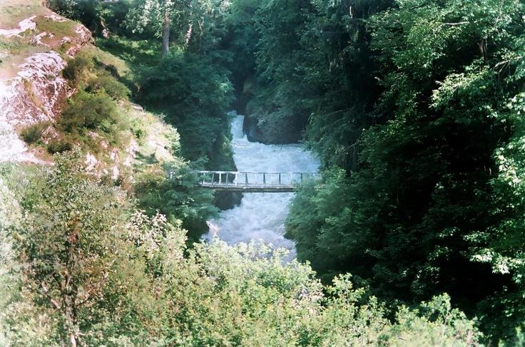 Kheerganga river....