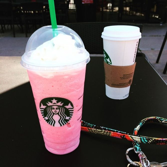 Good Secret Starbucks Drinks