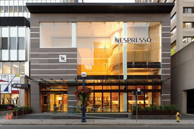 Introducing: - Stop by for a coffee or light snack at the Nespresso Boutique Bar on Cumberland #Yorkville #Toronto #CoffeeBar #YorkvilleLiving #Realtor #HighEnd #LuxuryAsALifestyle