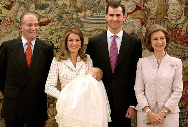 Royal Family Around the World: Leonor, Princess of the Asturias, Celebrates Her 12th Birthday on October 31, 2017 in Madrid, Spain