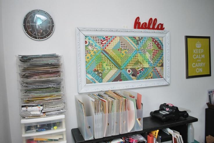 framed quilt top - LOVE.: Crafty Goodness, Crafts Ideas, Craft Space, Framed Quilts, Diys I D, Quilt Top, Crafty Decor, Aunts Quilt, Quilt Room
