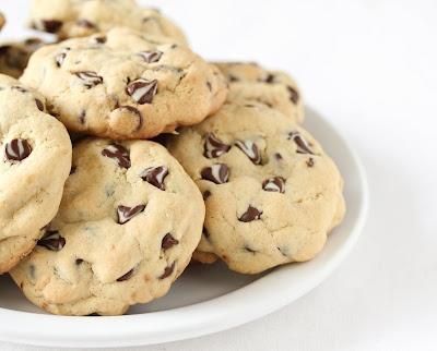 Soft Chocolate Chip CookiesSan Diego, Chocolate Chips, Chocolates Chips Cookies, Choc Chips Cookies, Cookies Recipe, Diego Food, Food Blog, Soft Chocolates, Chocolate Chip Cookies