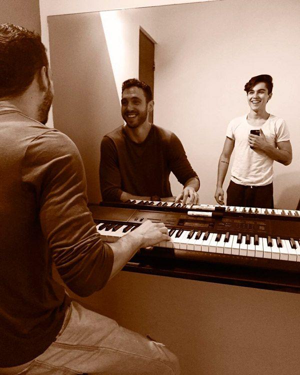 Sergio Mayer Mori debuta en el mundo musical con 'Green Eyes'