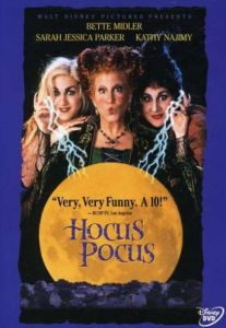 Highly Rated Hocus Pocus DVD Only $6.99 (Reg. $14.99!) #halloween #dvd #movie