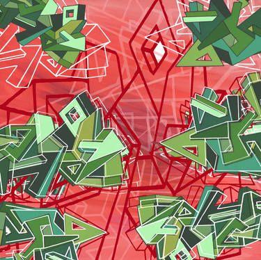 Green Remixed-Invasion