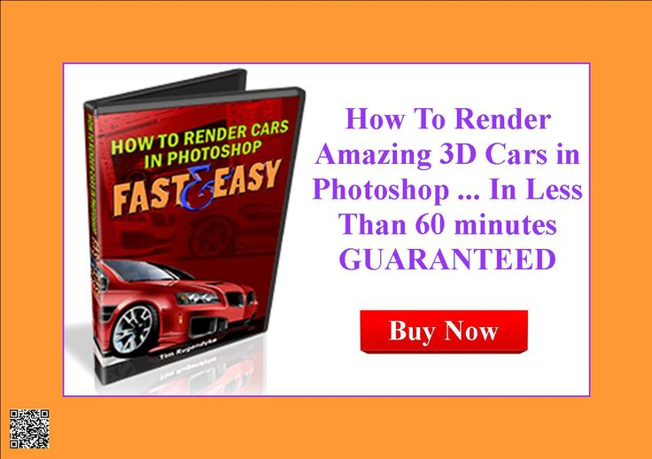 How To Render Amazing 3D Cars in Photoshop ... In Less Than 60 minutes ... GUARANTEED http://5e5961yawg9y5q0fkek3gj9kd5.hop.clickbank.net/?tid=ATKNP1023