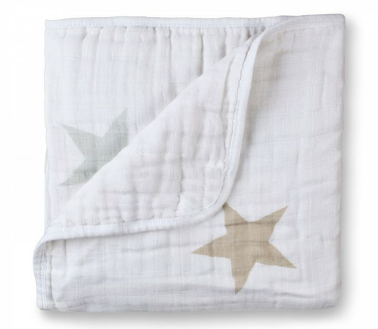Treat your baby like the star they are with an aden + anais Super Star Scout Dream Blanket http://www.beddingco.com.au/super-star-scout-dream-blanket.html