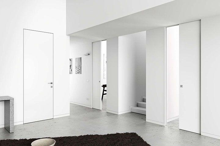 Porta invisível Eclisse |Syntesis Collection