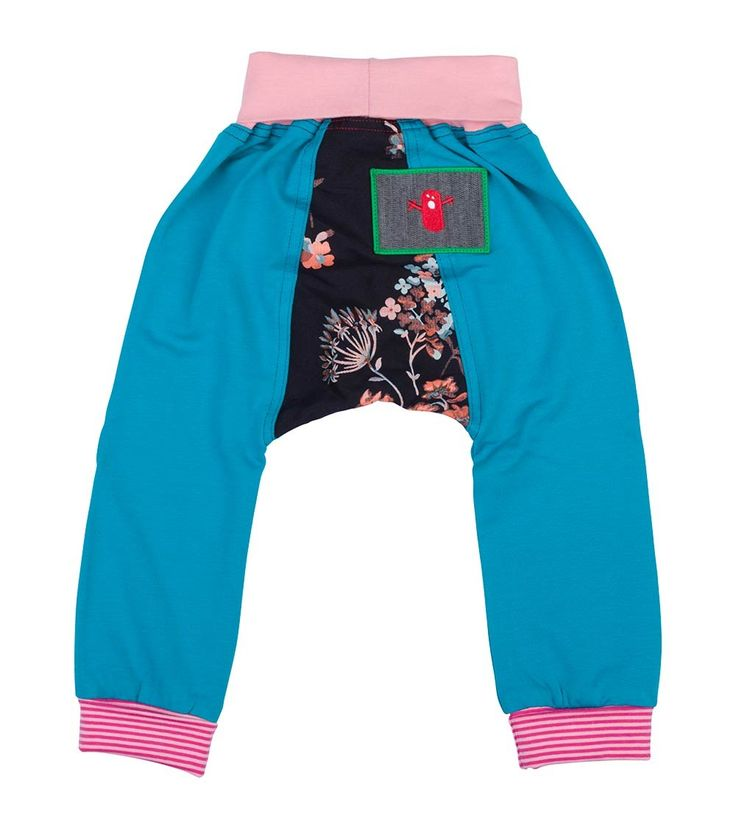 Sea Track Pant, Oishi-m Clothing for kids, Summer 2016, www.oishi-m.com