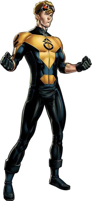 Cannonball - Marvel: Avengers Alliance