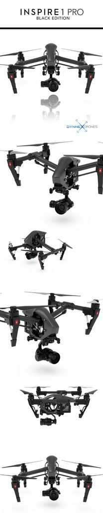 DJI Inspire 1 Pro w/ 4K ZENMUSE X5 Camera - Black Edition Quadcopter – Get your new drone now! Buy now pay later financing, free shipping. Come check out our cool drones here https://dynnexdrones.com/