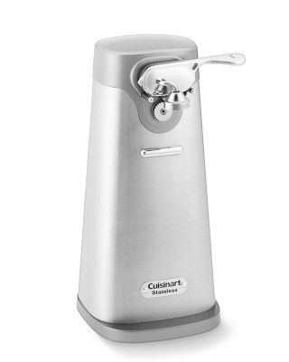 Cuisinart Deluxe Stainless-Steel Electric Can Opener #williamssonoma