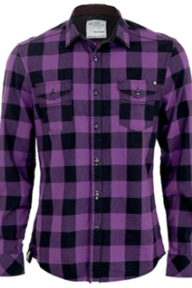 Purple Button Up Shirt Womens Artee Shirt