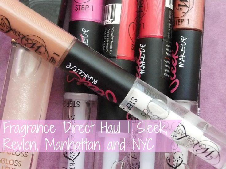 NEW POST! Fragrance Direct Haul | Sleek, Revlon, Manhattan and NYC #blog #blogger #bbloggers #bbloggerspost #beauty #beautybloggers #beautychat #makeup #cosmetics #haul #fragrancedirect #cheap #budget #pursefriendly #sleek #revlon #manhattan #raspberrykiss #nyc #lipstick #lips #lippy #lipstain #lipgloss #gloss #balm #stain #lipstain