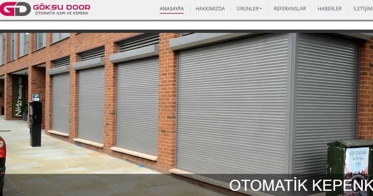 www.kepenkotomatik.com.tr Otomatik kapı , Kepenk kapı , Otomatik kepenk