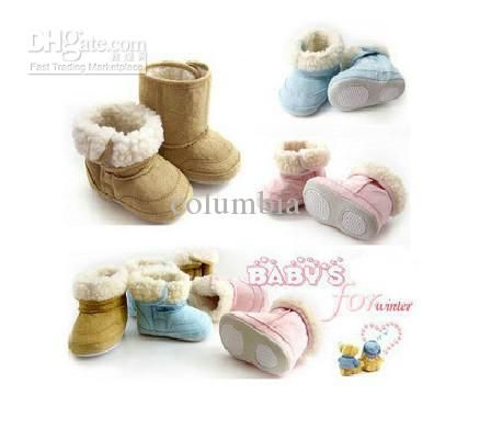 Baby Snow Boots , Baby Boots, Baby Shoes,Baby Footwear,Infant Shoes.