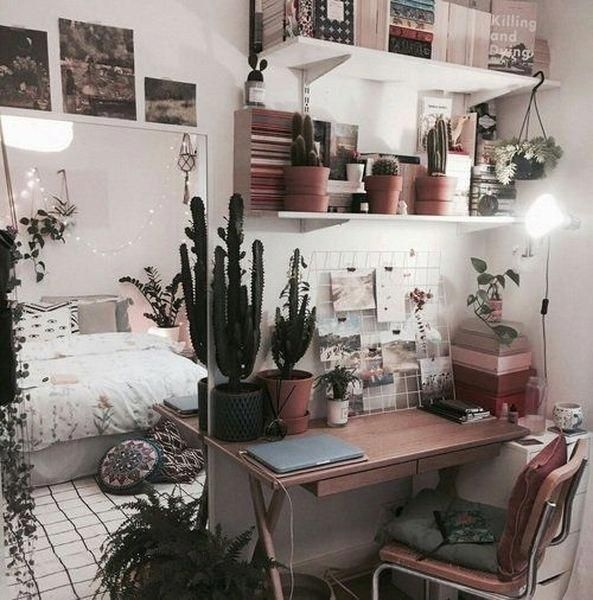 Best Aesthetic Room Decorations To Copy Now 06 Bedroominspo In 2020 Room Inspiration Room Decor Bedroom Design