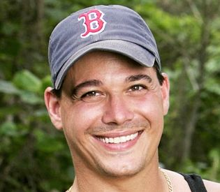 Boston Rob! My favorite Survivor cast away