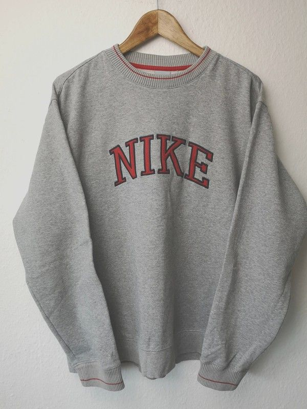 best nice shoes amazing price Nike Vintage Pullover, Sweatshirt D52/54 Jumper 90s ...