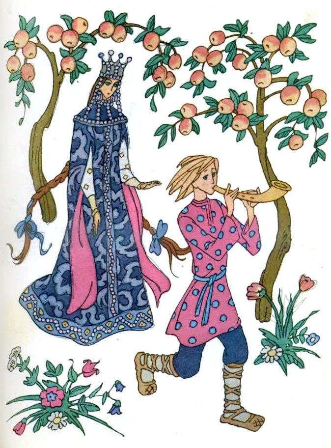 красивое сказки по картинкам васильева преобразуют