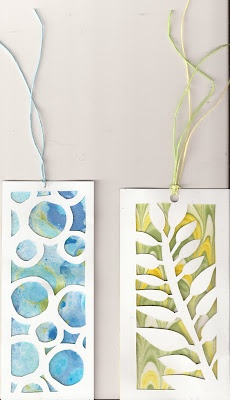 Mail me some art: Bookmark Swap - postmark by July 22