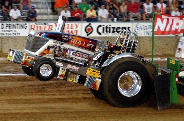 Pulling Truck Slipper Clutch : Best tractor pulling ideas on pinterest bmpt