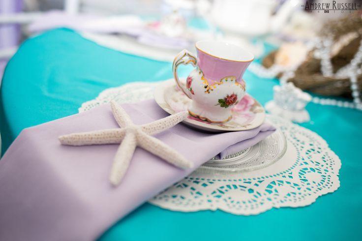 Little Mermaid Tea Party @ Wands and Wishes!