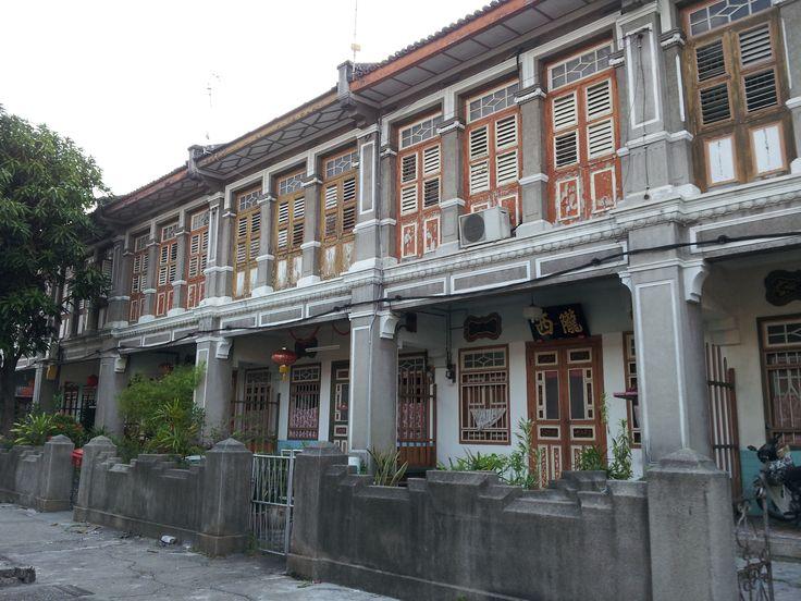 Georgetown historic housing
