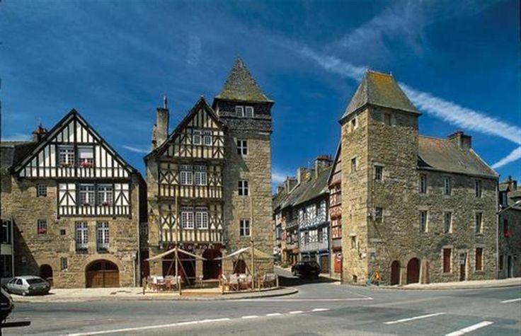 Tréguier ~ Côtes d'Armor ~ Bretagne ~ France