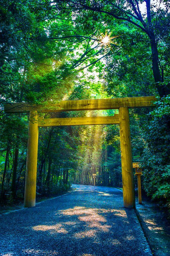 Ise Jingu, #Mie, #Japan