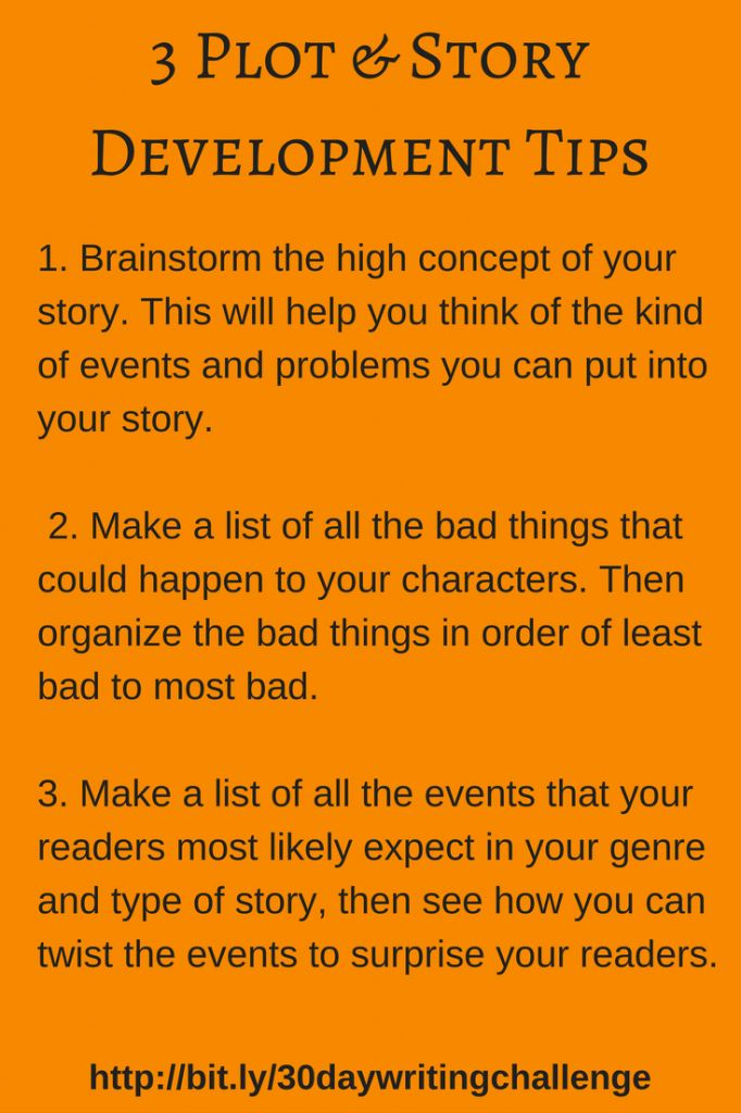 creative writing character development questions