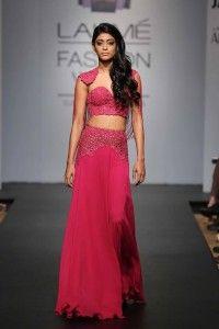 Summer Wedding Inspiration Lakme Fashion Week 2014