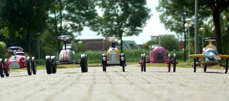Retro Roller #Loopauto #Speelgoed Retroroller-shop.nl  Hoppashops.nl Hoppa-toys.nl