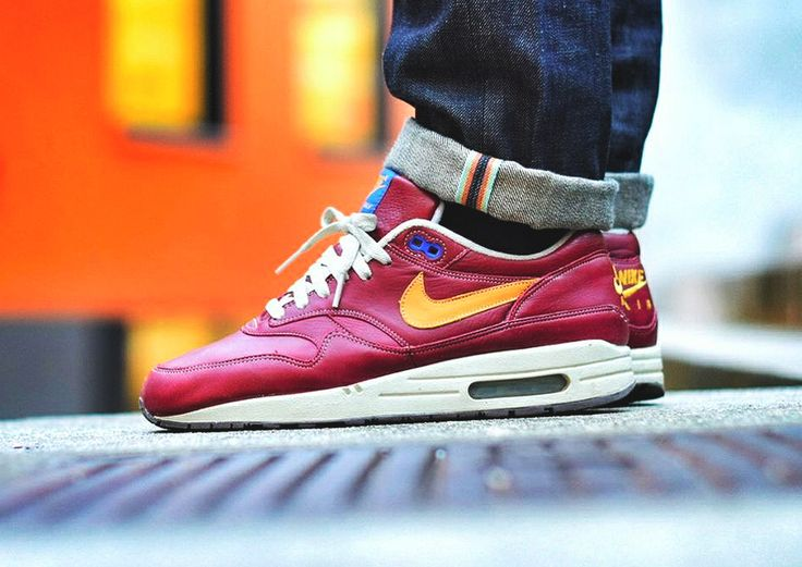 Nike Air Max 1 Premium Gold Leaf - 2005 (by Jimmy Deen)