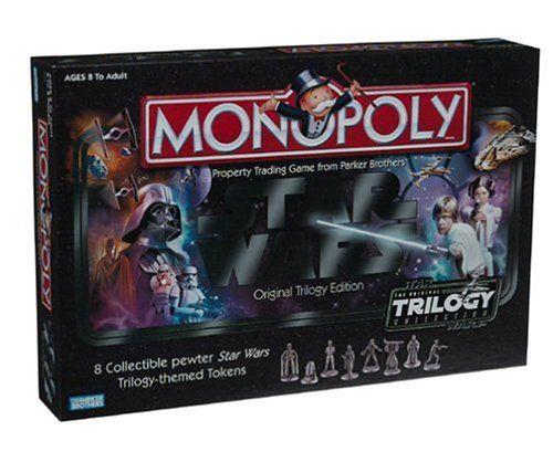 Monopoly - Star Wars Original Trilogy Edition Unknown http://www.amazon.com/dp/B0001YH03K/ref=cm_sw_r_pi_dp_frPLtb1QE3C87NTE