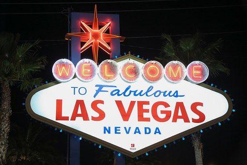 Las Vegas, Welcome, Sign, Nevada