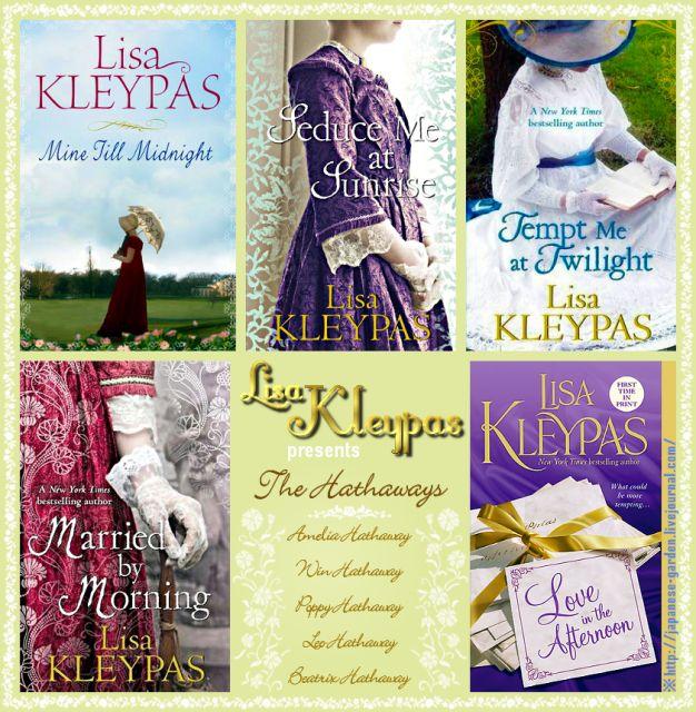 Leggo Rosa: Gli Hathaway di Lisa Kleypas