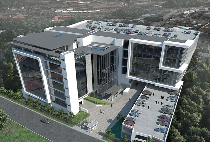 Constantia Kloof | Constantia Kloof, JHB, South Africa. #commercial_buildings #building_renders