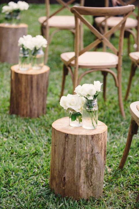 Rustic Sophisticated Wedding // Ali + Drew // Coordination by Wild Heart Weddings // Photography by White Images Photography
