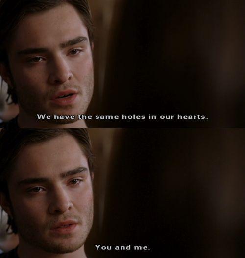 Chuck bass love quotes