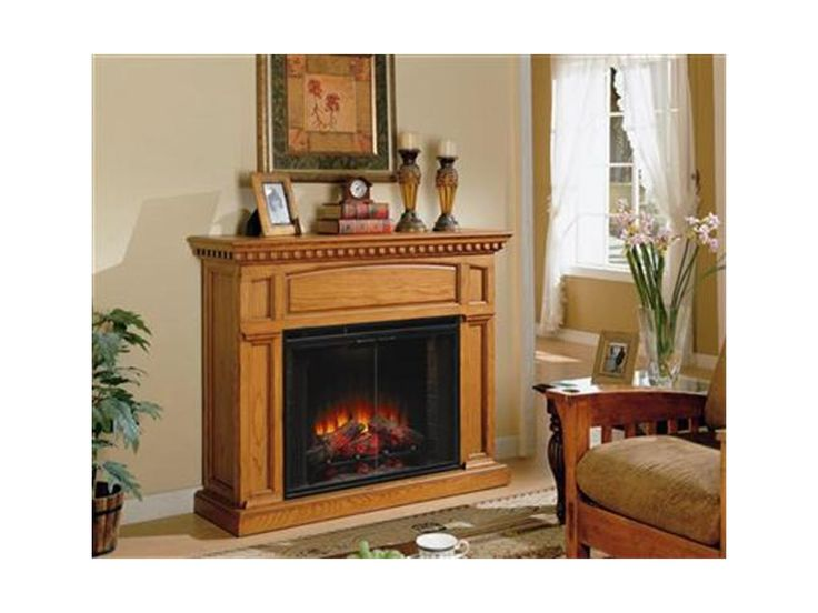 From hanging stockings to displaying family pictures, a nice mantel is a must-have for the family room