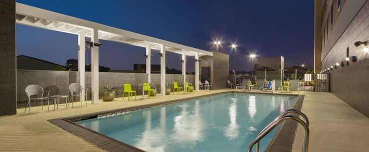 Home2 Suites by Hilton Houston Stafford Hotel, TX -Outdoor Pool