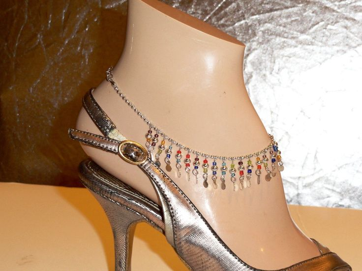 White metal anklet. Ethnic Indian anklet. Indian Jewellery. Handmade a – Artikrti