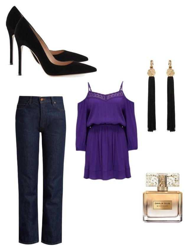 """""""Office 8"""" by marmileva-tanya on Polyvore featuring мода, Gianvito Rossi, Bliss and Mischief, Yves Saint Laurent и Givenchy"""