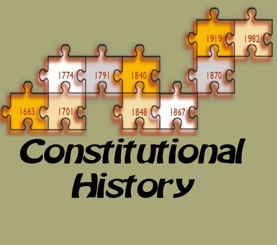 Constitutional History for kids