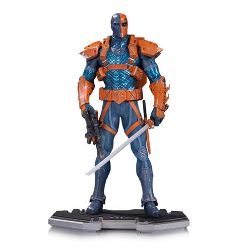 JMD Toy Store - DC Icons Deathstroke Statue