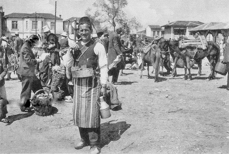OĞUZ TOPOĞLU : osmanlı dönemi limonata ve su satıcısı arnavutluk ...