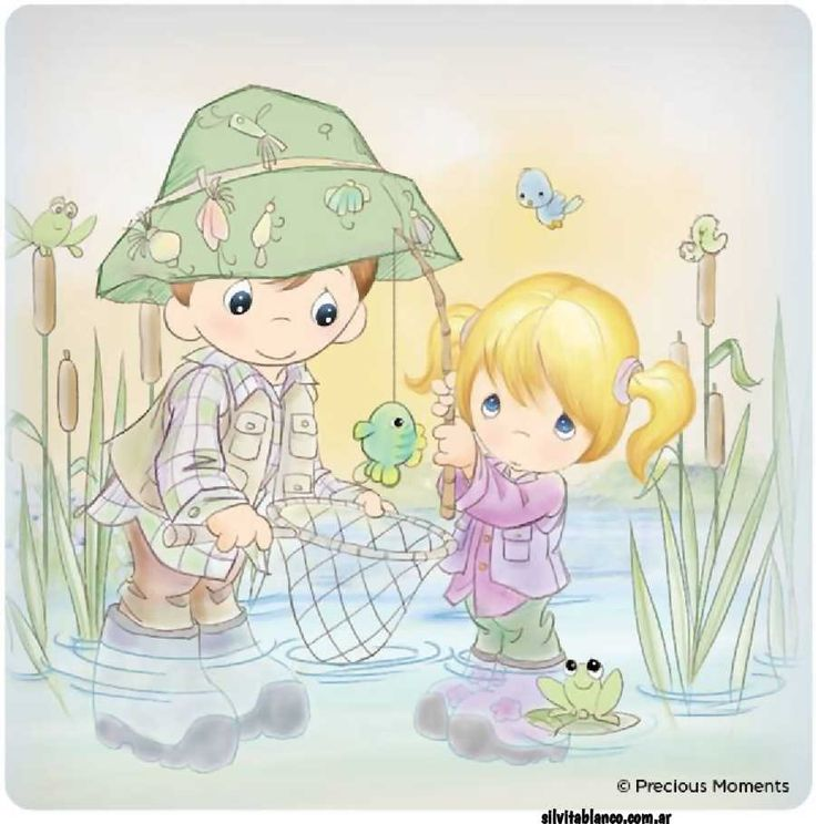 981 Best Images About Embroidery Precious Moments On
