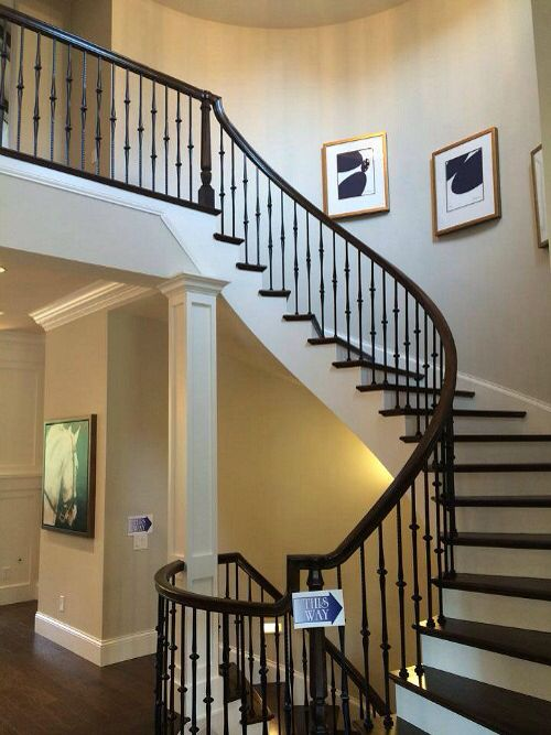 Best Spiral Staircase From Arthur Rutenberg Asheville Home 400 x 300